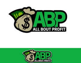 "#997 for Design ""ABP - ALL BOUT PROFIT"" logo for sticker by Bhavesh57"