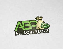 "#898 for Design ""ABP - ALL BOUT PROFIT"" logo for sticker by kuvankun011"