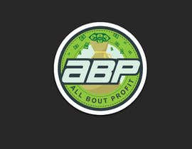 "#681 for Design ""ABP - ALL BOUT PROFIT"" logo for sticker by RiyadHossain137"