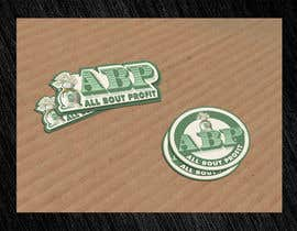 "#987 for Design ""ABP - ALL BOUT PROFIT"" logo for sticker by shinydesign6"