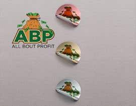 "#669 for Design ""ABP - ALL BOUT PROFIT"" logo for sticker by greenmarkdesign"
