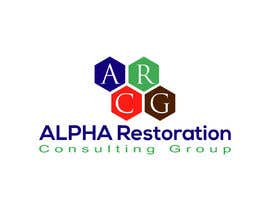 #68 untuk Compmay name  ALPHA Restoration Consulting Group  Need complete set of logos ready gor web, print, or clothing. This will also end up on vehicles also.   Tactial is style to show our covert nature. oleh kamrul2018