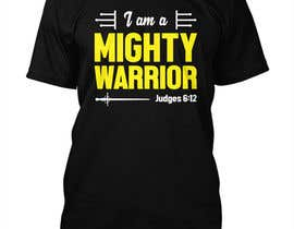 #49 for I am a Mighty Warrior - GIRLS Tshirt by rrtraders