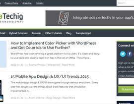 #28 untuk Re-Design a Logo for JavaTechig.com oleh notaly