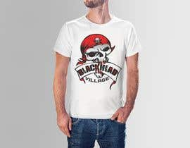 #73 para Create A Pirate Logo for Shirts, Hats and Flags por bilalahmed0296