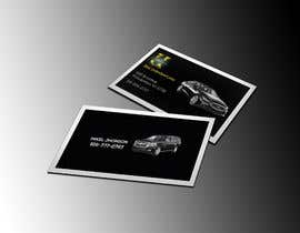 #144 for design business card Front and Back by rehanug