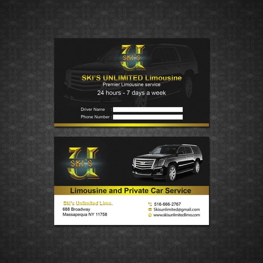 Entry 128 By Papri802030 For Design Business Card Front And Back