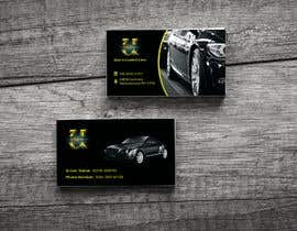 #123 for design business card Front and Back by mohmaarof