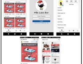 #32 para Redesign an App - Photoshop and zeplin por Mrleanage