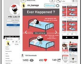 #36 para Redesign an App - Photoshop and zeplin por Mrleanage