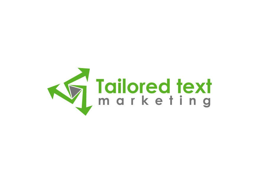 Proposition n°                                        86                                      du concours                                         Logo Design for Tailored text marketing