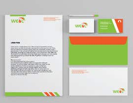 #171 for update logo and create Stationary af manwolve