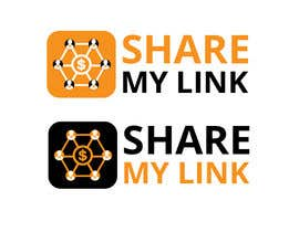"""#252 for Design a logo for """"Share My Link"""" by tahzeebsattar1"""