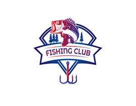 Nro 15 kilpailuun Fishing club logo käyttäjältä Nishat1994