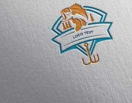 Nro 30 kilpailuun Fishing club logo käyttäjältä Desinermohammod
