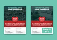 Graphic Design Конкурсная работа №82 для Hurricane Michael Disaster Relief Fundraiser