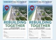 Graphic Design Конкурсная работа №85 для Hurricane Michael Disaster Relief Fundraiser