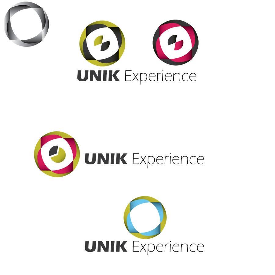 Inscrição nº                                         91                                      do Concurso para                                         Logo Design for Unik Experience