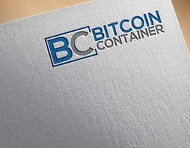#28 for Need a logo for Bitcoin Container business by imrubelhossain61