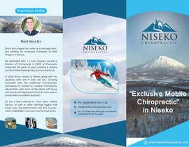 #15 for Design a brochure for Niseko Chiropractic by raselsikder1