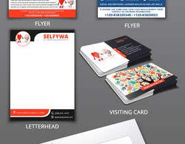 #96 for Flyers and business cards to create by DhanvirArt