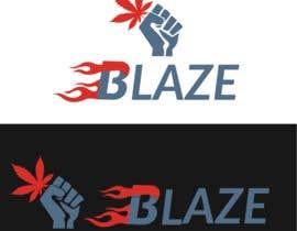 #737 for Logo - Blaze by shuvodesinghouse