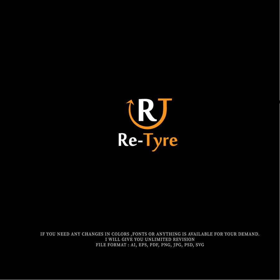 Entry #2 by Newjoyet for Re-Tyre Logo | Freelancer