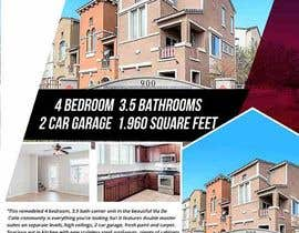 #113 for Design Flyer For Rental by maidang34