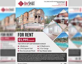 #110 for Design Flyer For Rental by hellotanvir