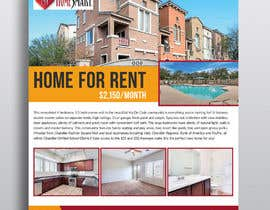 #103 for Design Flyer For Rental by fahimmehek