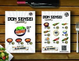 #7 para Create a food flyer de mdmohsin786
