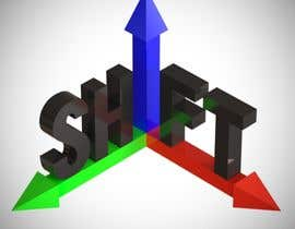#4 for SHIFT 3D logo by woolv3d