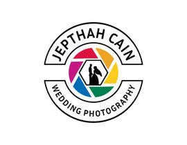 "#16 for I need a logo designed for my business name "" Jepthah Cain Wedding Photography "" by carolingaber"