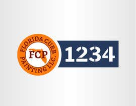 #83 for Design a logo for Florida Curb Painting by nouragaber