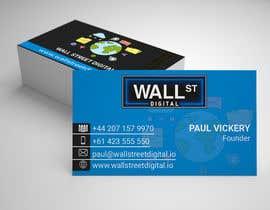 nº 141 pour Business Card Design par sahin1600
