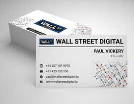 nº 146 pour Business Card Design par sahin1600