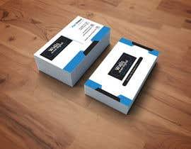 nº 147 pour Business Card Design par abumusa14325