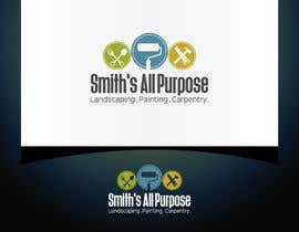 #161 , Design a Logo for a landscaping, carpentry, and painting business 来自 MhmdAbdoh