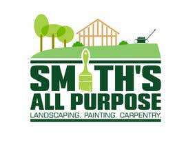 #152 , Design a Logo for a landscaping, carpentry, and painting business 来自 bobigsmr