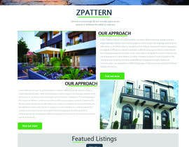 #56 for Design my Real Estate Homepage by rezaulhoquebd24