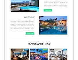 #35 for Design my Real Estate Homepage by nerdsws