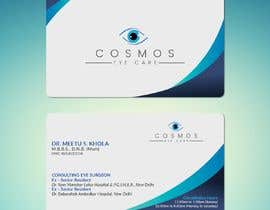 #127 for visiting card for eye hostpital by NaheanChowdhury