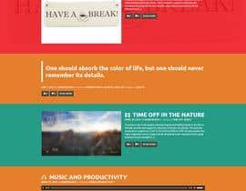 Nro 11 kilpailuun Build an attractive  Website for me käyttäjältä Graphicans