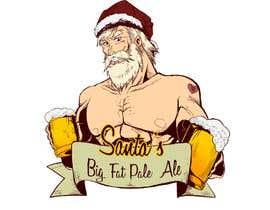 Nro 26 kilpailuun Santa's Big Fat Pale Ale käyttäjältä Ayakart