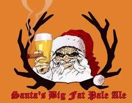 #27 para Santa's Big Fat Pale Ale por Danica83