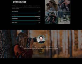 #9 para Build web site for photogrpaher por anciwasim