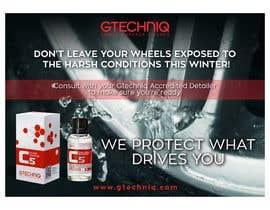 Číslo 2 pro uživatele Design an Automotive Detailing Advertisement for Winter od uživatele reyryu19