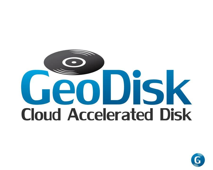 Proposition n°103 du concours Logo Design for GeoDisk.org