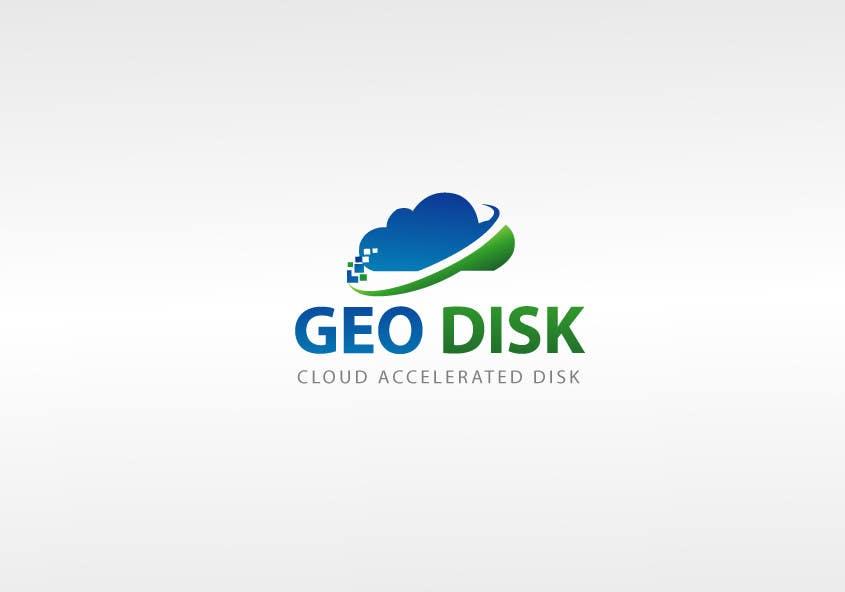 Proposition n°233 du concours Logo Design for GeoDisk.org