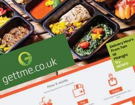 """#1 για My business is called """"GettMe"""". It's an on-demand food delivery website/app that has access to hundreds of restaurants and shops. I need someone to design an eye-catching leaflet. It's available on IOS and Google Play. Website: www.gettme.co.uk από pixelbucket"""